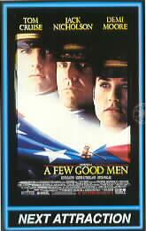 lighted movie poster frame