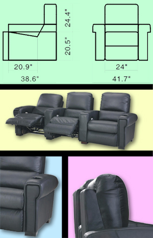 home theatre seating, discount home theater seating, leather home theater seating, home theater seating furniture, custom home theater seating,