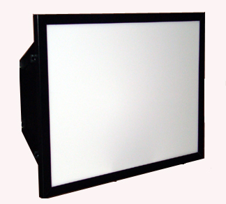 Image of REAR-ILLUMINATED LIGHT BOX