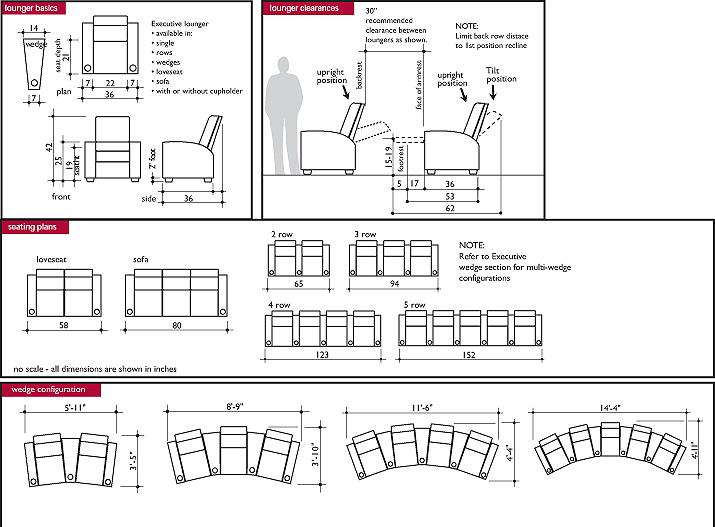 HOME THEATRE SEATING : executivespecs from www.hometheatreinteriors.com size 715 x 527 jpeg 173kB